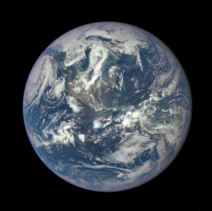 NASA-earth